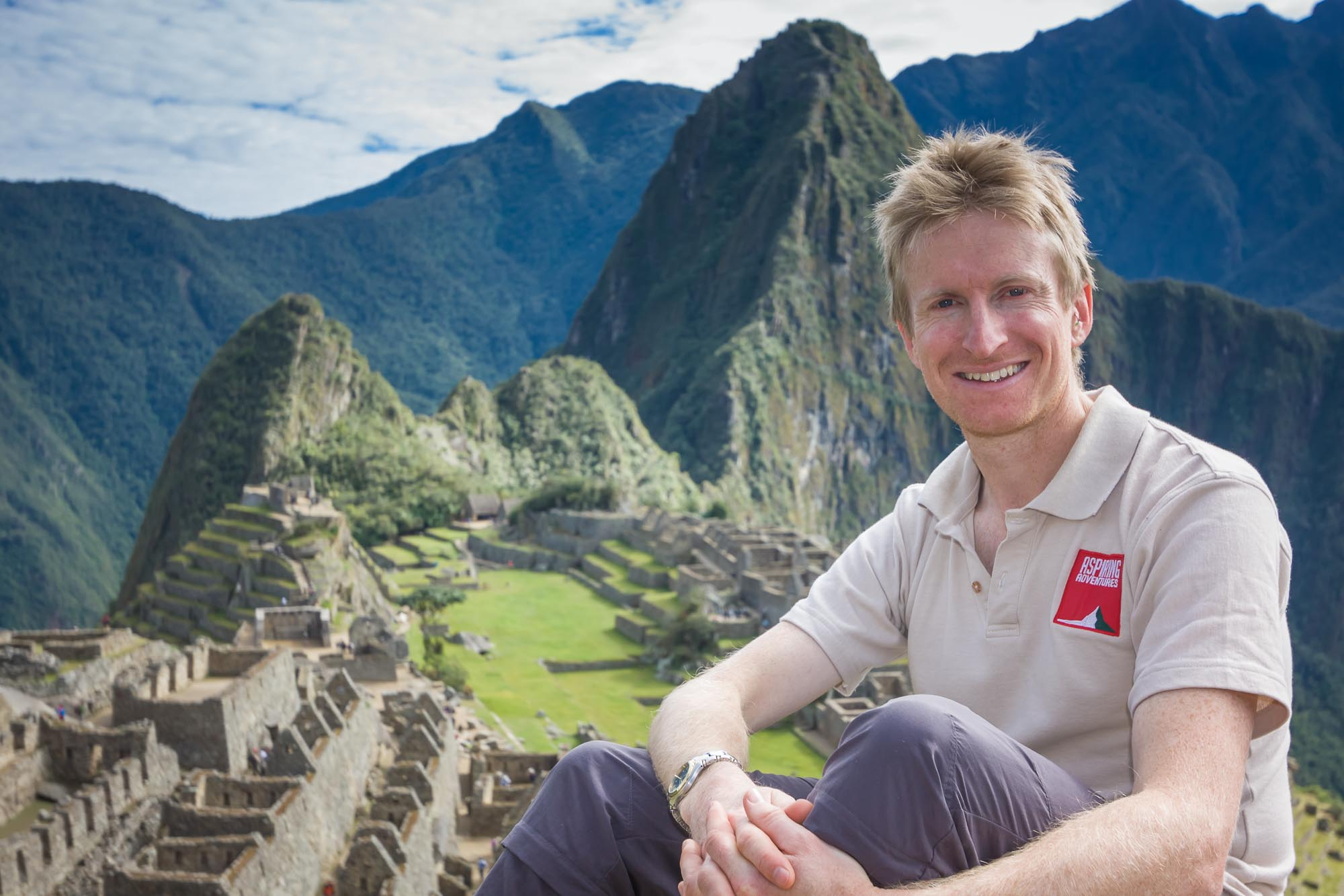 Aspiring's co-founder Steve Wilson is here to help you plan your private Peru tour