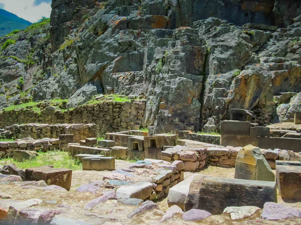Our Jungle Trail includes Ollantaytambo