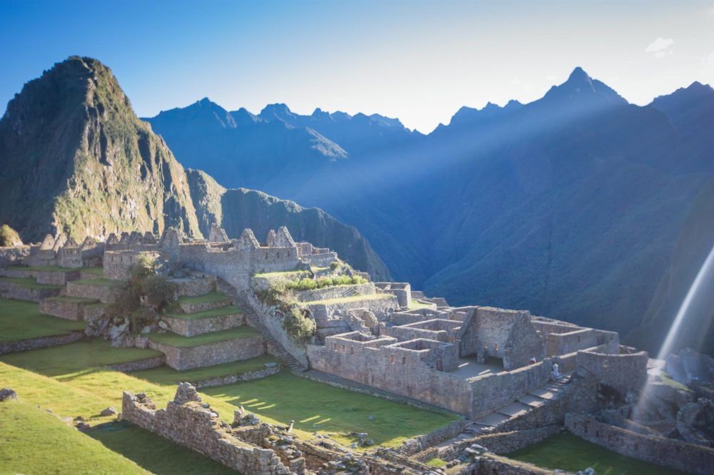 The incomparable Machu Picchu