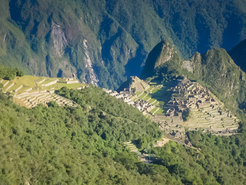 The trip includes Machu Picchu on June 22, and Inti Raymi on June 24