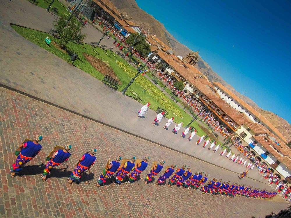 Inti Raymi: one huge photo opportunity